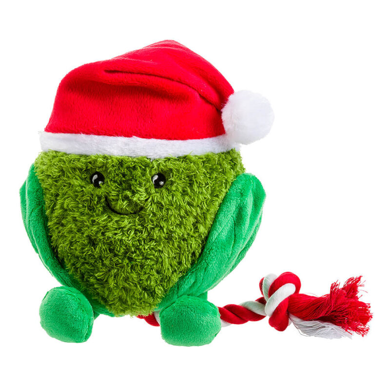 House of Paws Party Animal Christmas Sprout Dog Toy