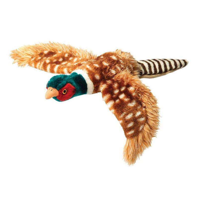 House of Paws Plush Pheasant Dog Toy Extra Large