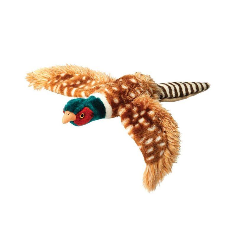 House of Paws Plush Pheasant Dog Toy Large