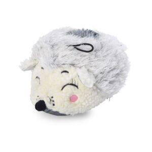 House of Paws Winter Woodland Hedgehog Plush Dog Toy