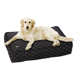 Karlie Black Medi Pet Bed