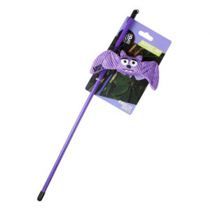 Ministry of Pets Beatrice the Bat Catnip Cat Teaser Toy