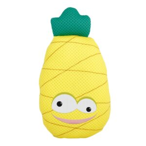 Ministry of Pets Penny the Pineapple Plush Rope Dog Toy
