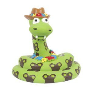 Pet Brands Go Wild Snake Latex Dog Toy