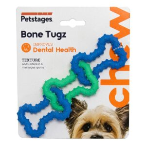 Petstages Bone Tugz Puppy & Small Dog Toy