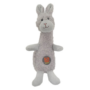 Petstages Scruffles Bunny Dog Toy
