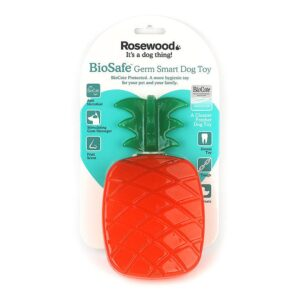 Rosewood BioSafe Pineapple Dog Toy