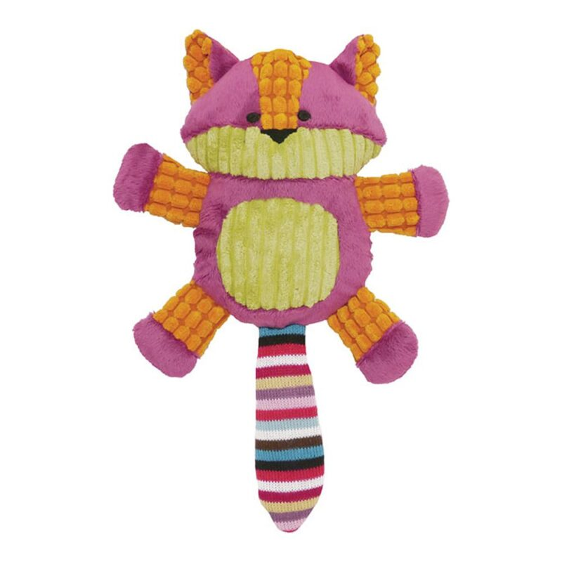 Rosewood Chubleez Charlie Cat Dog Toy
