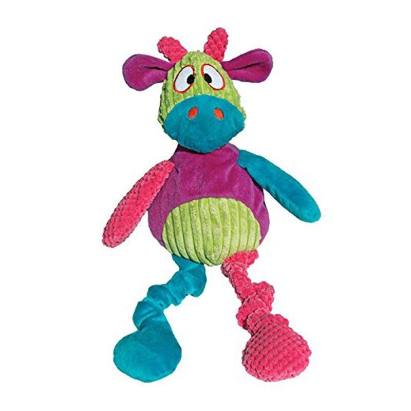 Rosewood Chubleez Chloe Cow Dog Toy