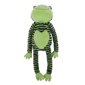 Rosewood Chubleez Froggy Long Legs Dog Toy