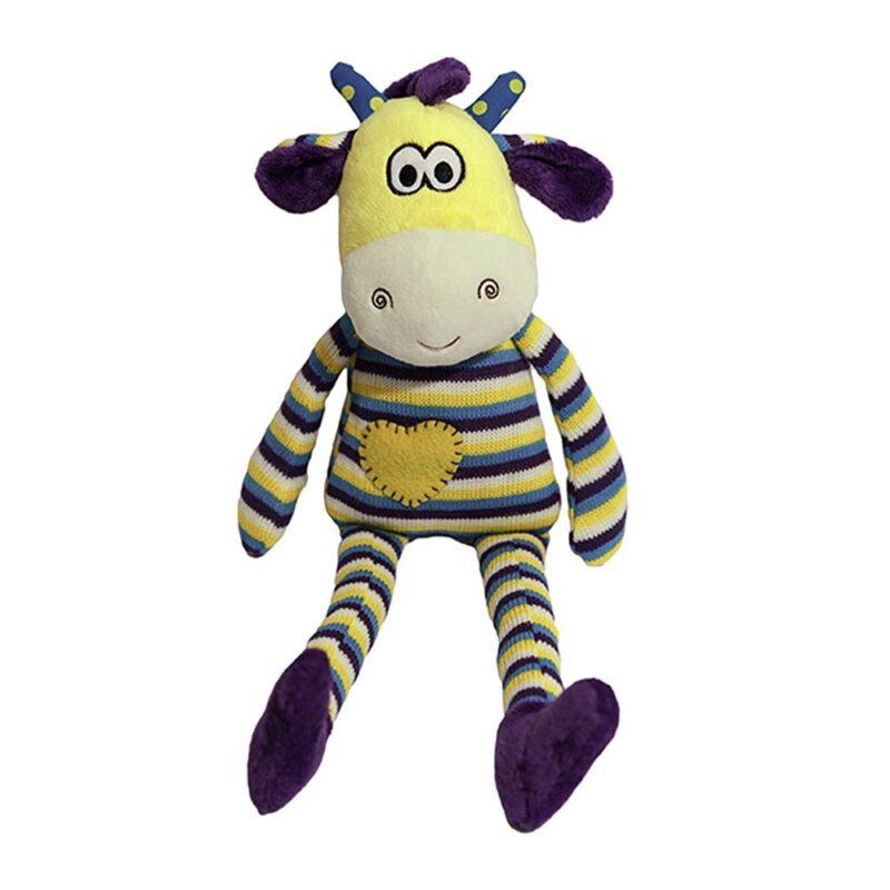 Rosewood Chubleez Georgie Giraffe Dog Toy