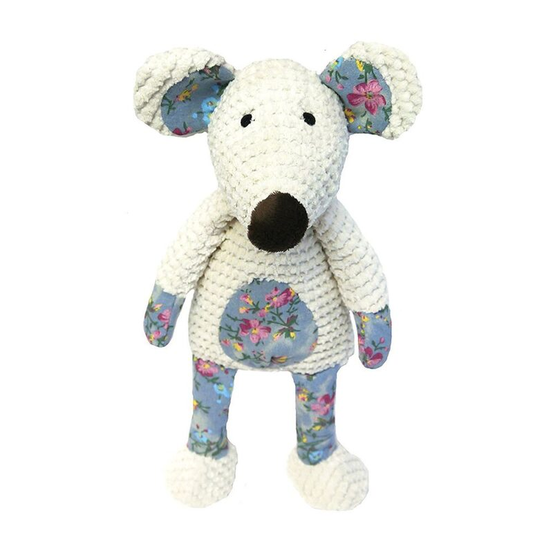 Rosewood Chubleez Maisie Mouse Dog Toy
