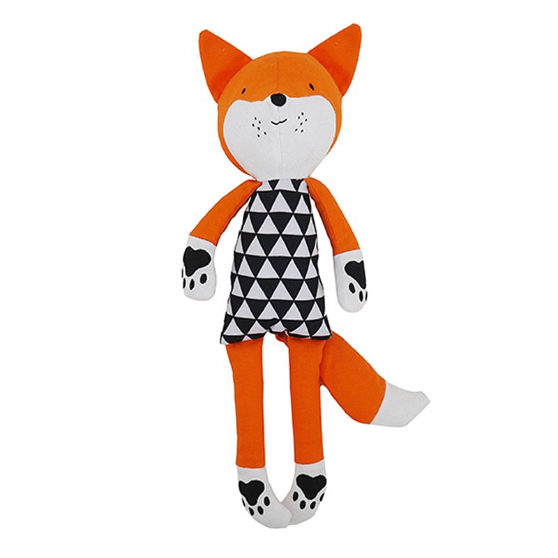 Rosewood Chubleez Mr Fox Dog Toy