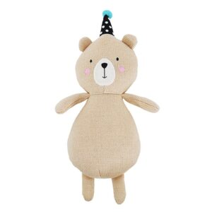 Rosewood Chubleez Pippa Party Bear Dog Toy