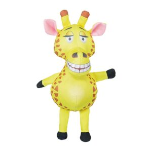 Rosewood Jolly Doggy Tough Safari Giraffe Dog Toy