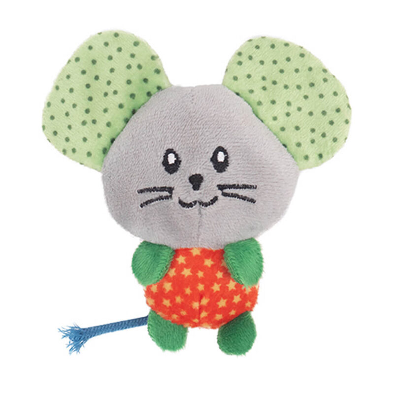 Rosewood Little Nippers Mighty Mouse Cat Toy