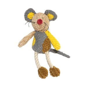 Rosewood Mr Twister Molly Mouse Dog Toy