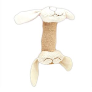 Rosewood Natural Nippers Cuddle Plush Dog Toy