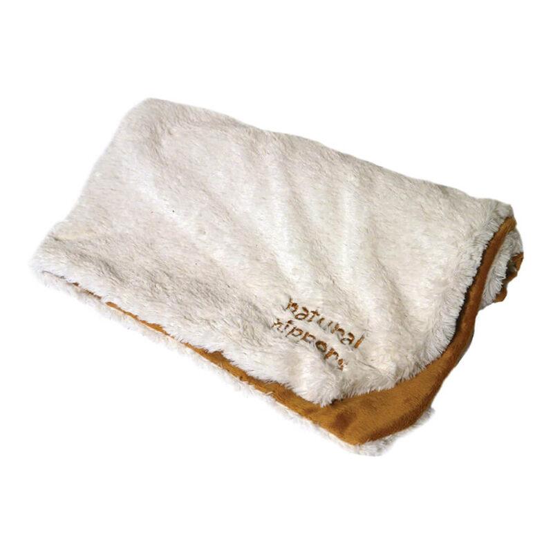 Rosewood Natural Nippers Luxury Snuggle Blanket