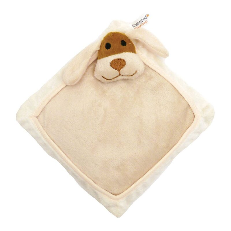 Rosewood Natural Nippers Snuggle Heat Cushion Dog Toy