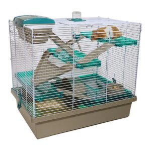Rosewood Pico XL Hamster Cage - Translucent Teal