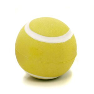Rosewood Rubber Tennis Ball Dog Toy