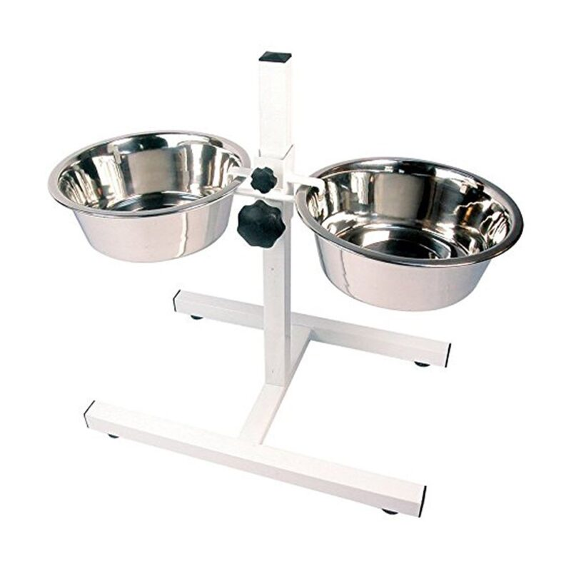 Rosewood Stainless Steel Adjustable Double Diner Set Medium