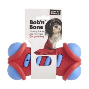 Sharples Bob 'N' Bone Squeaky Dog Toy