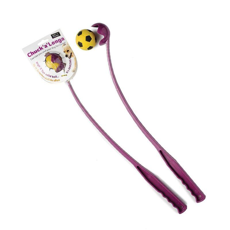Sharples Chuck A Longa Ball Thrower Dog Toy