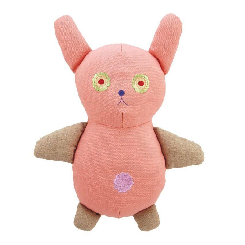 Simply Fido Big Jill Bunny Organic Dog Toy