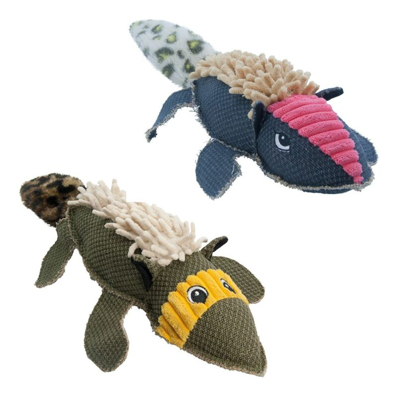 Sotnos Snufflers Tough Squeaky Dog Toy