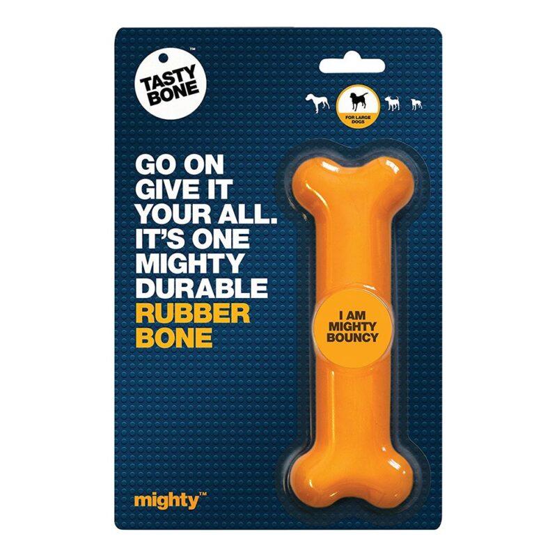 Tastybone Mighty Nylon Dog Toy - Large Bone